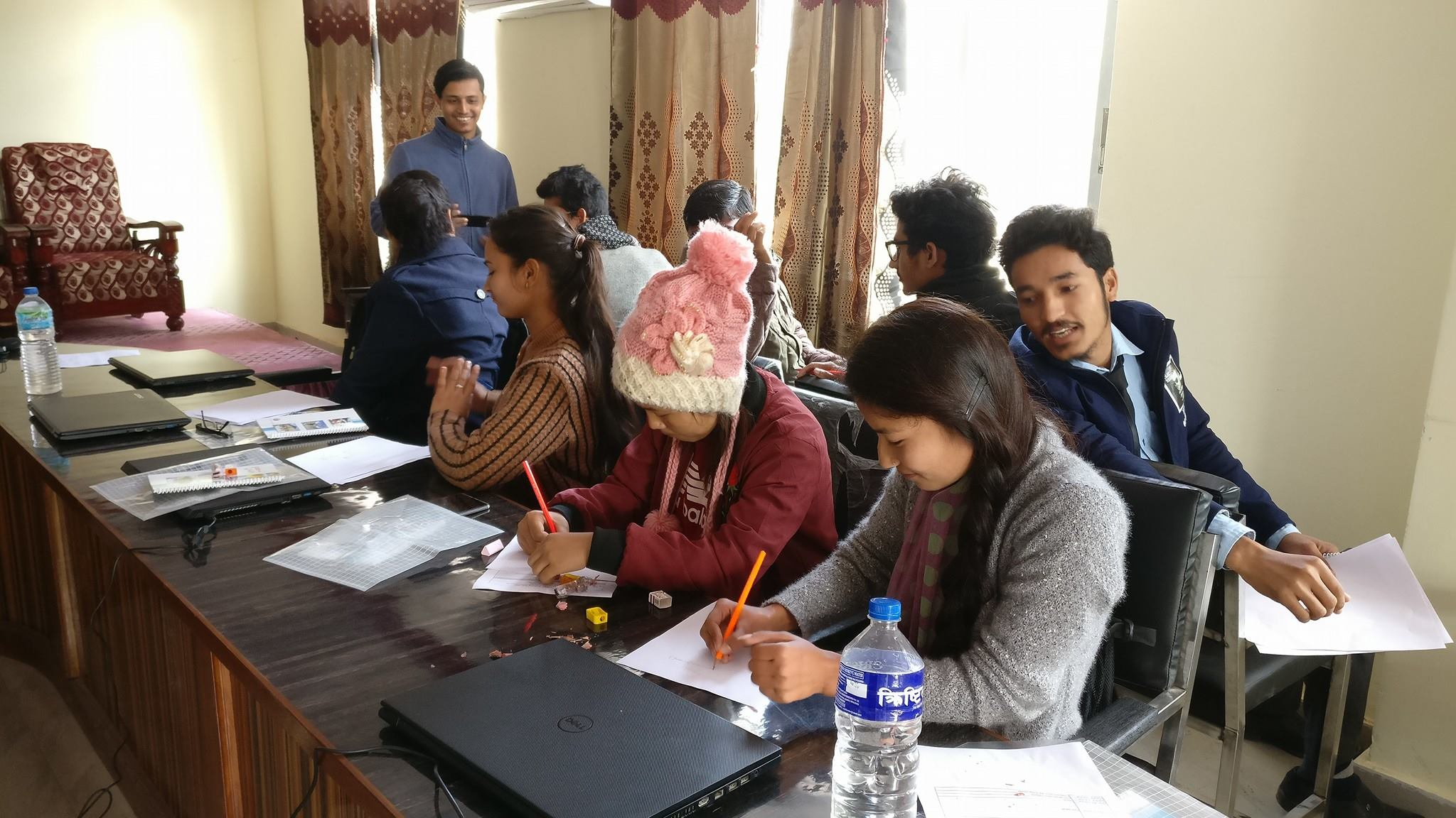 Creating Digital Map Infrastructure in Nepalgunj (Training)