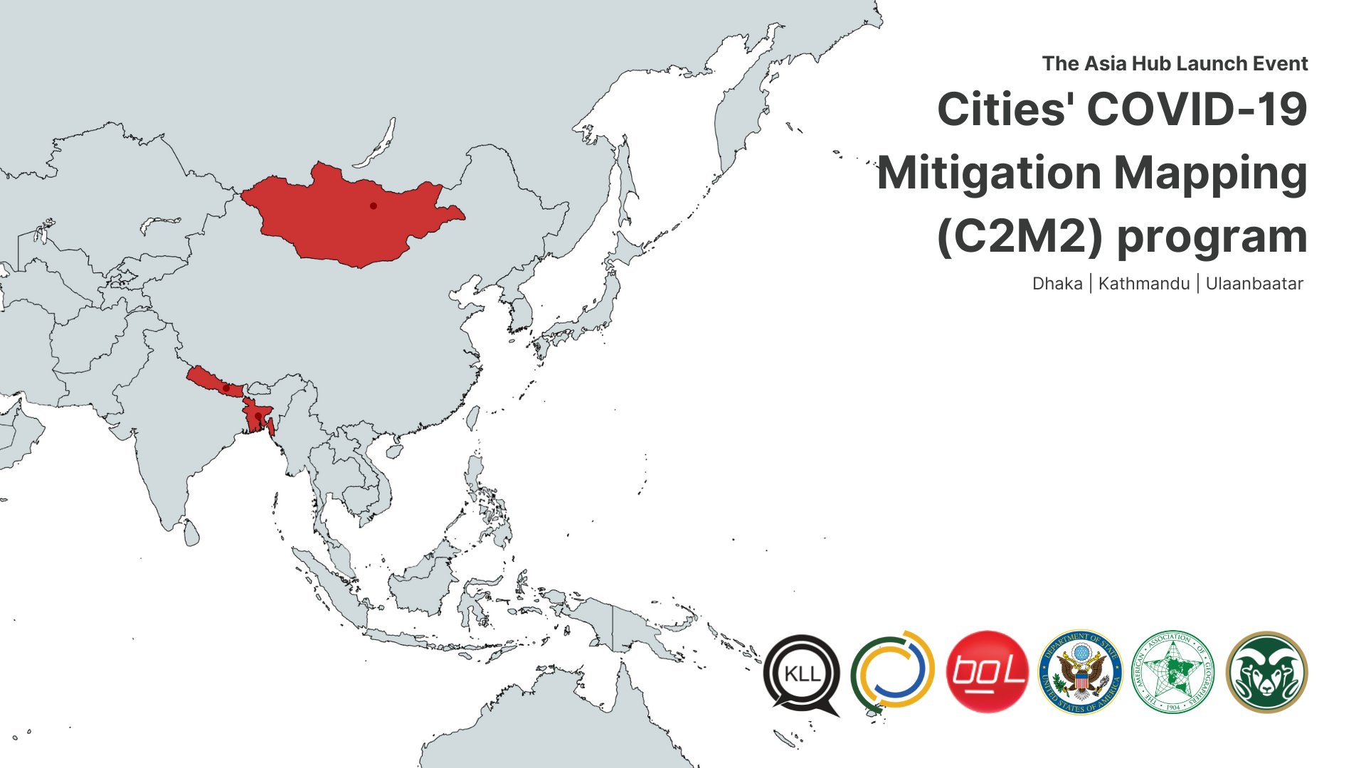 KLL as C2M2's Asia Hub - Launch Event